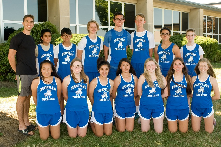 Co-Ed Cross Country Team